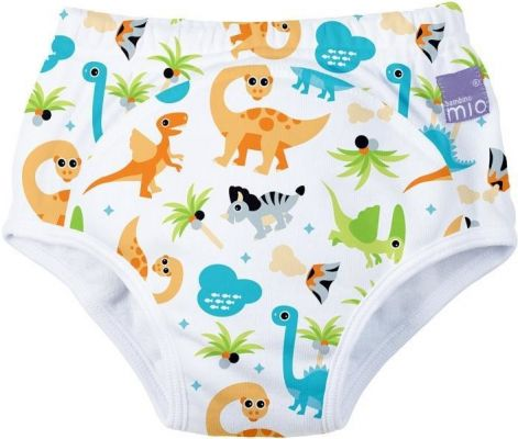 BAMBINO MIO kalhotky učící DINO 18-24 měsíců