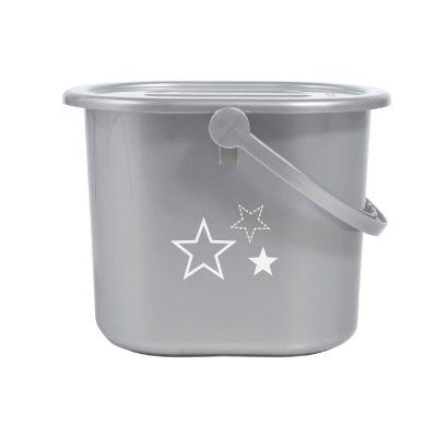 BÉBÉ-JOU Kyblík na pleny s víkem Silver Stars