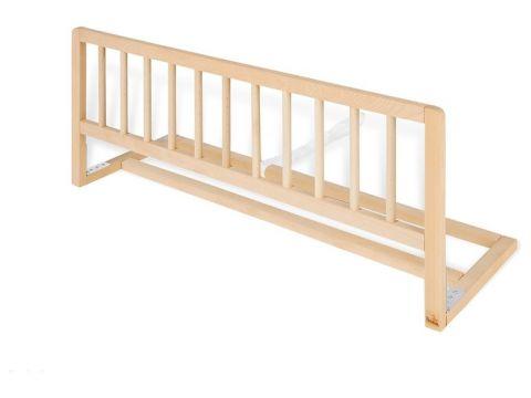 COMBELLE Dřevěná zábrana k posteli natural