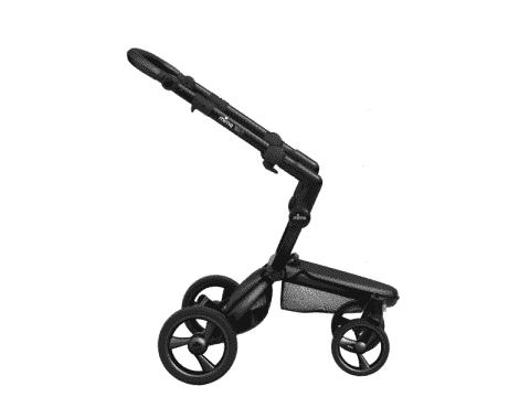MIMA Podvozok ku kočíku Xari 3G Black