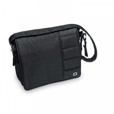 MOON Přebalovací taška Structure 2019 Black