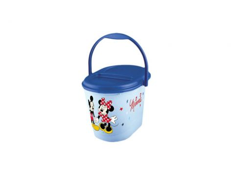 KEEEPER Koš na pleny Mickey & Minnie Modrá