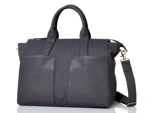 PACAPOD Přebalovací taška CROYDE – šedá