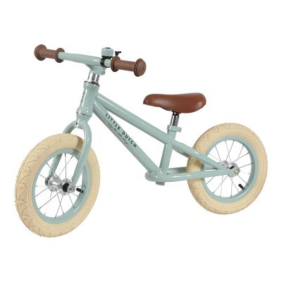 LITTLE DUTCH Rowerek biegowy Balance Bike – Mint