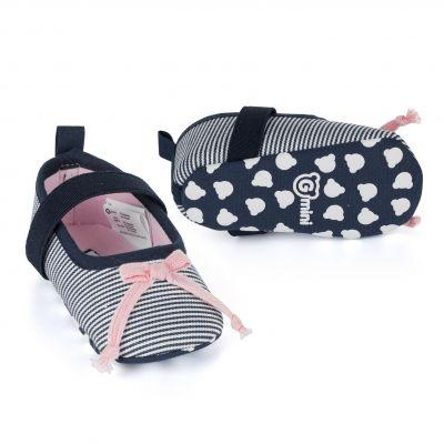 G-MINI Capáčky dětské balerínky pásek děvče 02
