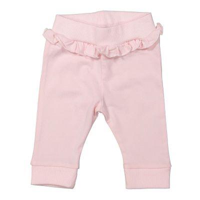 DIRKJE Kalhoty A-SO SOFT ONE OF A KIND vel. 92 Light pink