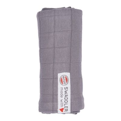 LODGER Plenka Swaddler Solid Donkey 70x70 cm