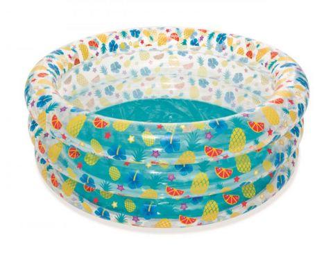 BESTWAY Nafukovací bazének Tropical, 150x53 cm