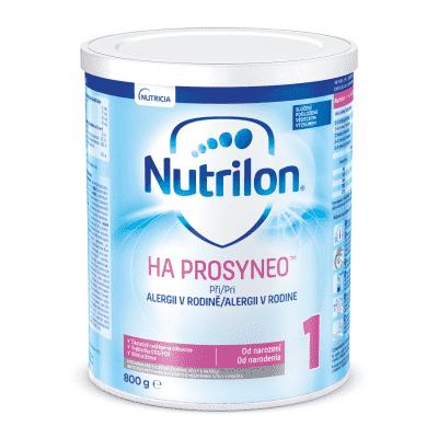 NUTRILON 1 HA PROSYNEO speciální počáteční kojenecké mléko 800 g