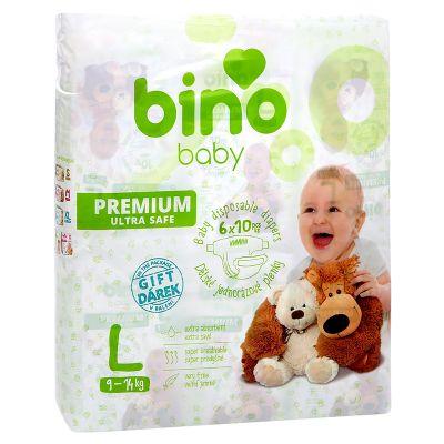 BINO BABY Pleny Premium 6x10 + dárek Maxi /L