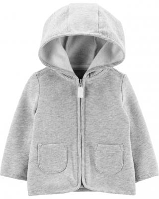 CARTER'S Mikina s kapucí, 12m/vel. 80