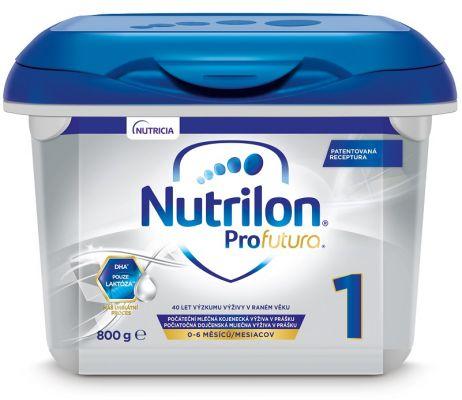 NUTRILON 1 Profutura (800 g) - počáteční kojenecké mléko od narození