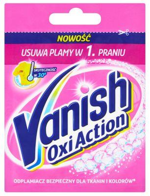 VANISH Oxi Action prášek na odstranění skvrn 30 g