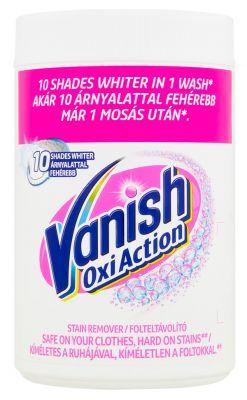 VANISH Oxi Action prášek na bělení a odstranění skvrn 625 g
