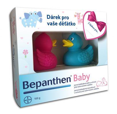 BEPANTHEN® Baby Mast (100 g) s dárkem