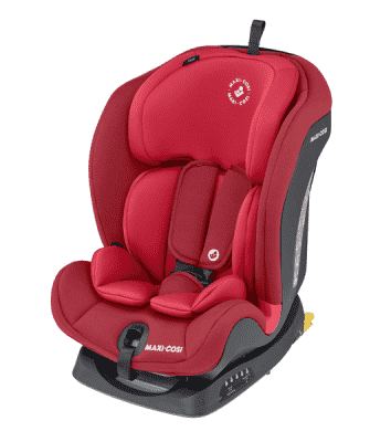 MAXI-COSI Autosedačka Titan (9-36 kg) - Basic Red