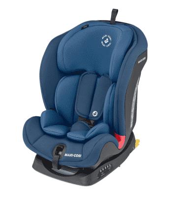 MAXI-COSI Titan (9-36 kg) Basic Blue 2020 – autosedačka
