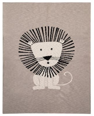PETITE&MARS Deka Harmony Brave Lion 80 x 100 cm