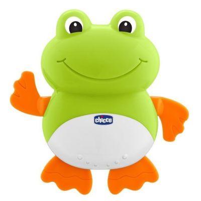 CHICCO Hračka do vody Plovoucí žába