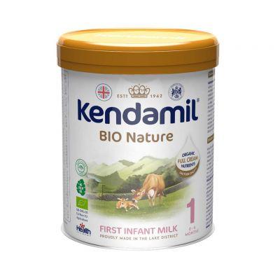 KENDAMIL Kojenecké BIO mléko 1 (800 g) DHA+