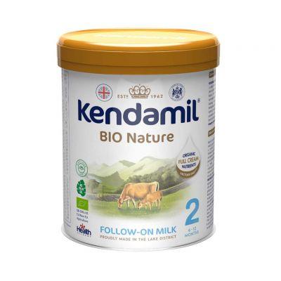 KENDAMIL Pokračovací BIO/organické mléko 2 (800 g) DHA+