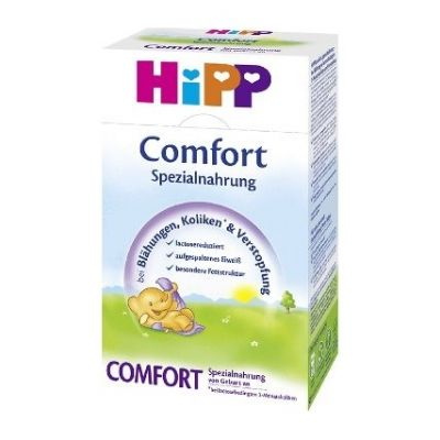 HIPP Comfort - speciální kojenecké mléko, 500 g