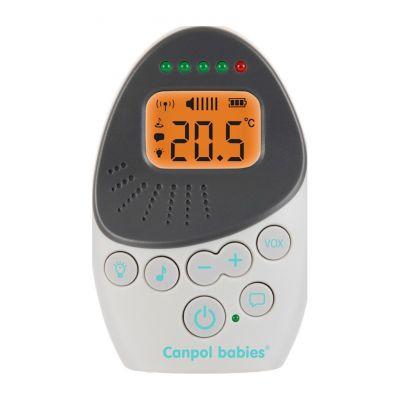 CANPOL BABIES Elektronická dětská chůvička obousměrná EasyStart Plus
