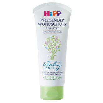 HiPP Babysanft Pečující krém proti opruzeninám, 100 ml