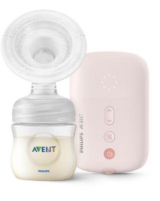 PHILIPS AVENT Odsávačka mateřského mléka Natural elektronická Single