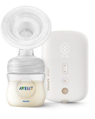 PHILIPS AVENT Odsávačka materského mlieka elektronická nabíjacia Premium
