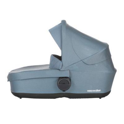 EASYWALKER Korba ke kočárku Harvey2 Premium Topaz Blue