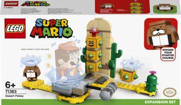 LEGO® Super Mario™ 71363 Pouštní Pokey - rozšířující set