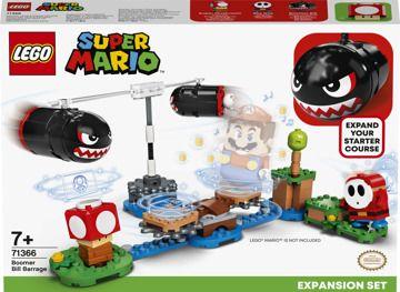 LEGO® Super Mario™ 71366 Palba Boomer Billa - rozšiřující set