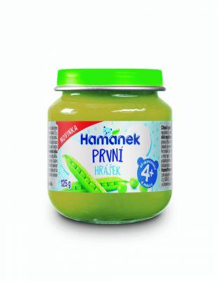 HAMÁNEK První hrášek 125 g