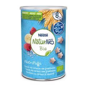 NESTLÉ NaturNes BIO křupky malinové 35 g