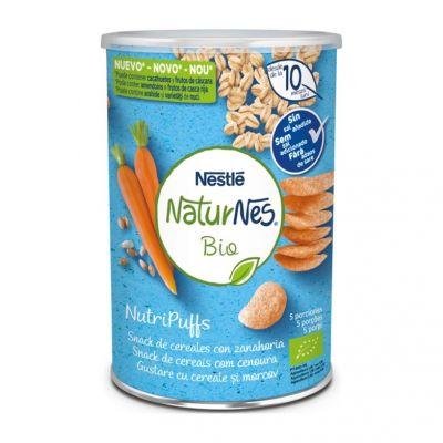 NESTLÉ NaturNes BIO chrumky mrkvové 5 35 g