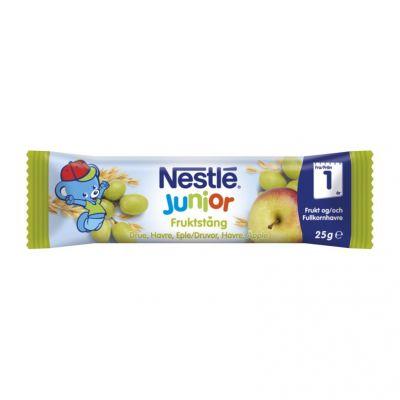 NESTLÉ Ovocno-obilná tyčinka hrozno, banán, jablko, 25 g
