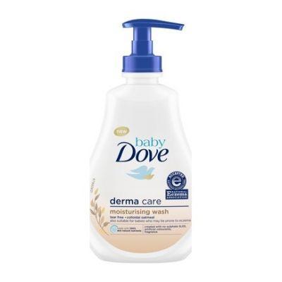 BABY DOVE Dermacare prebiotický mycí gel 400 ml