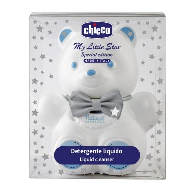 CHICCO Dětský šampon Medvídek, 300 ml