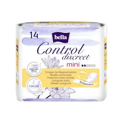 BELLA Inkontinenční vložky Control Discreet Mini á 14 ks