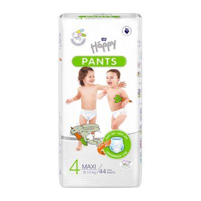 BELLA HAPPY Pants Maxi dětské plenkové kalhotky (8-14 kg) 44 ks