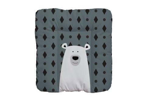 MR. LITTLE FOX Přebalovací podložka Polar bear