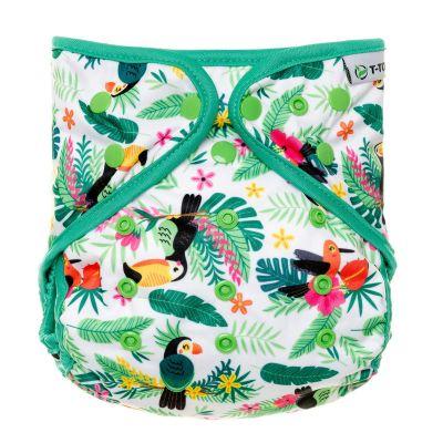 T-TOMI Vrchné nohavičky, parrots