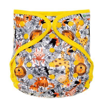 T-TOMI Vrchné nohavičky, safari