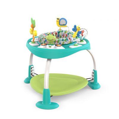 BRIGHT STARTS Aktivní centrum 2v1 Bounce Bounce Baby ™ 6m + do 11 kg