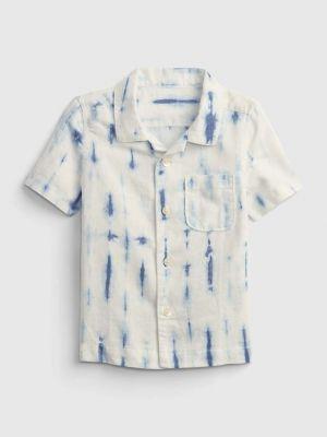 GAP Košile krátký rukáv chlapec 3r