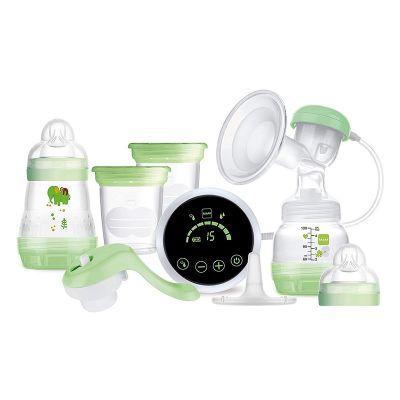 MAM Odsávačka mateřského mléka (Elektrická a manuální)