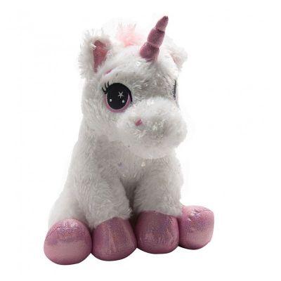 INNOGIO Plyšová hračka Unicorn White 60 cm