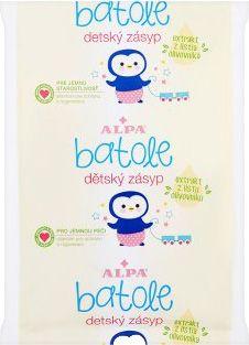 BATOLE Dětský pudr s extraktem olivy 100g (sáček) - proti opruzeninám
