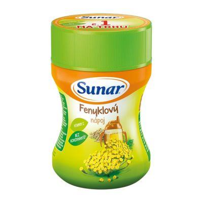 SUNAR Fenyklový rozpustný nápoj (200 g) - dóza